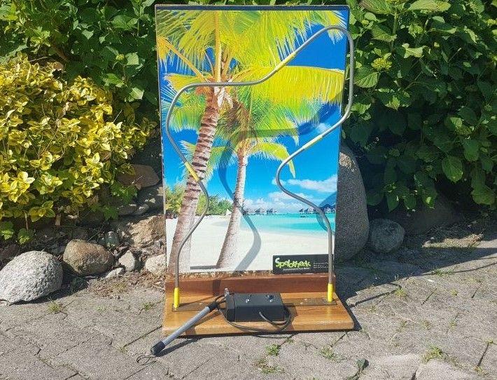 Bibberspiraal Tropical