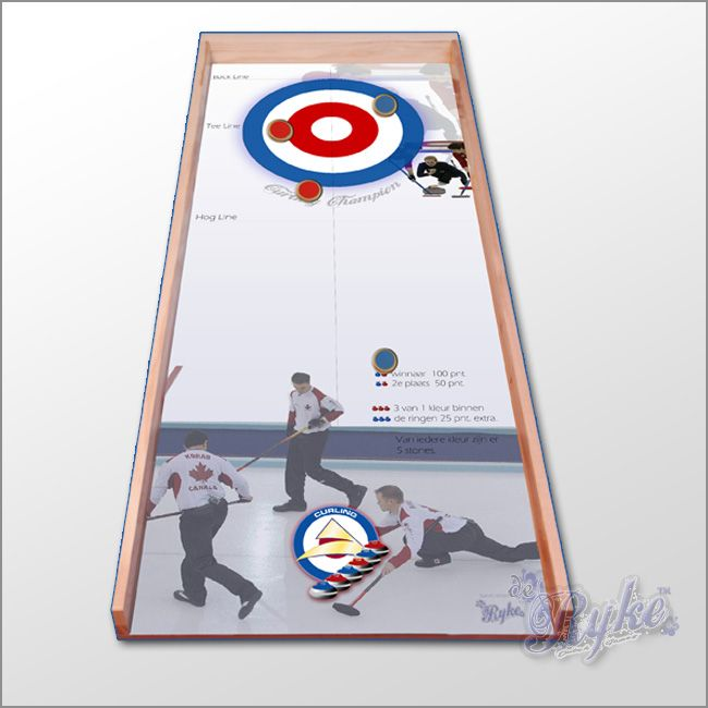 Curling tafelspel
