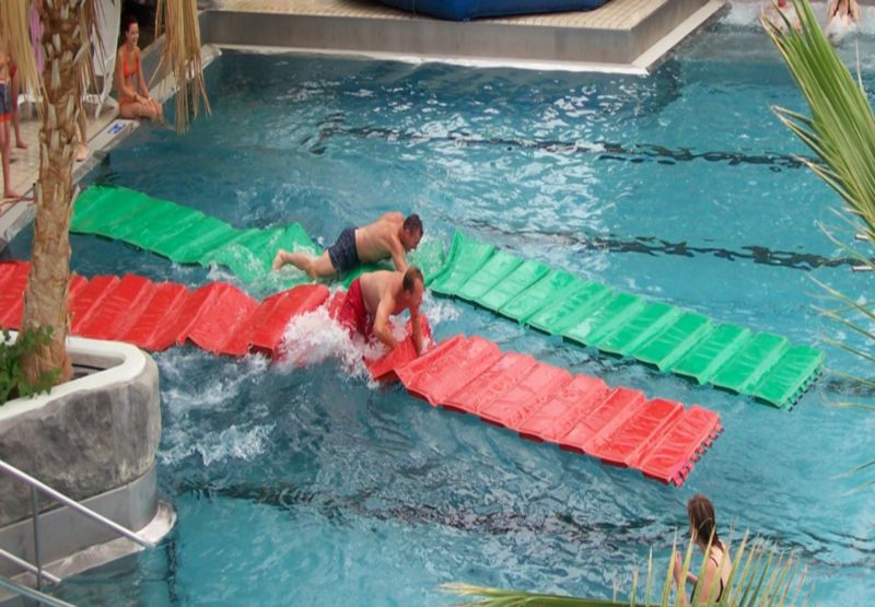 Water Loopmat 10m