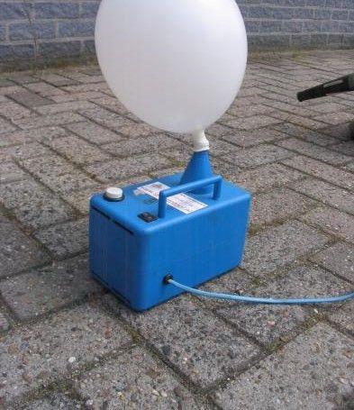 Ballonnenpomp Elektrisch