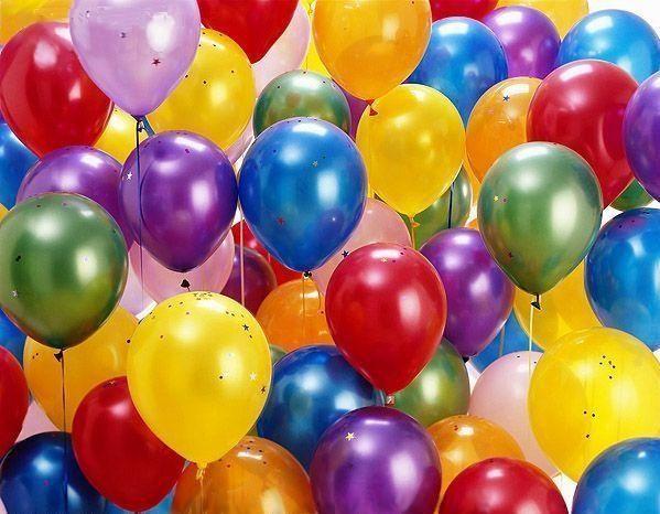 Ballon Metallic 30cm