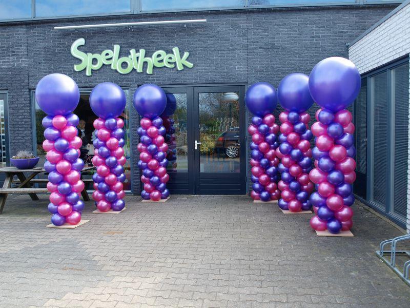 Ballon Decoratie Voor Bruiloft Opening Of Verjaardag