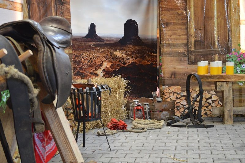 Decoratiepakket Country en Western