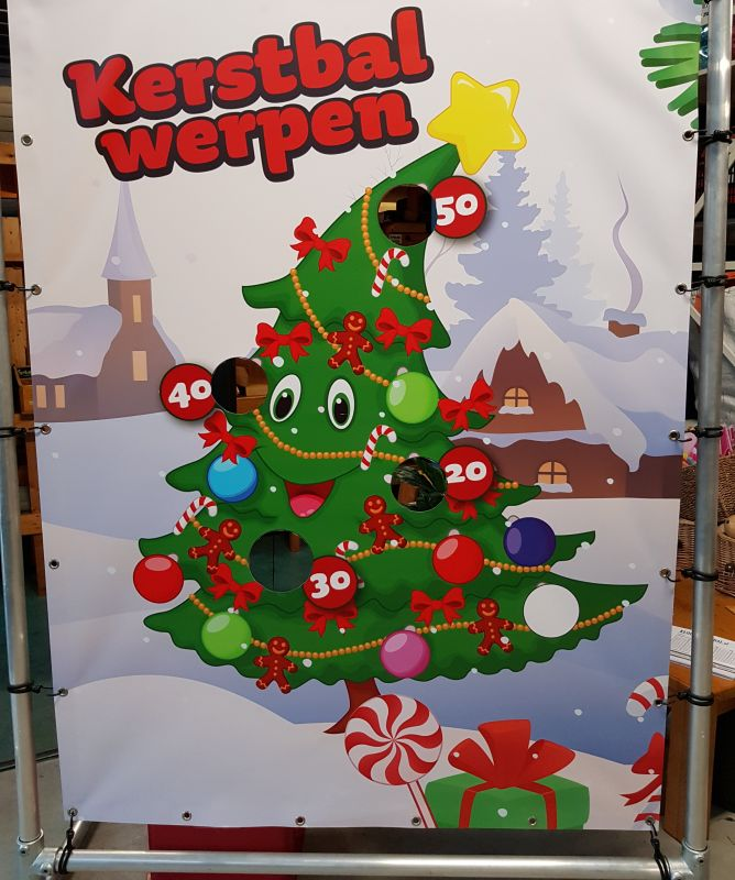 Kerstbal Werpen