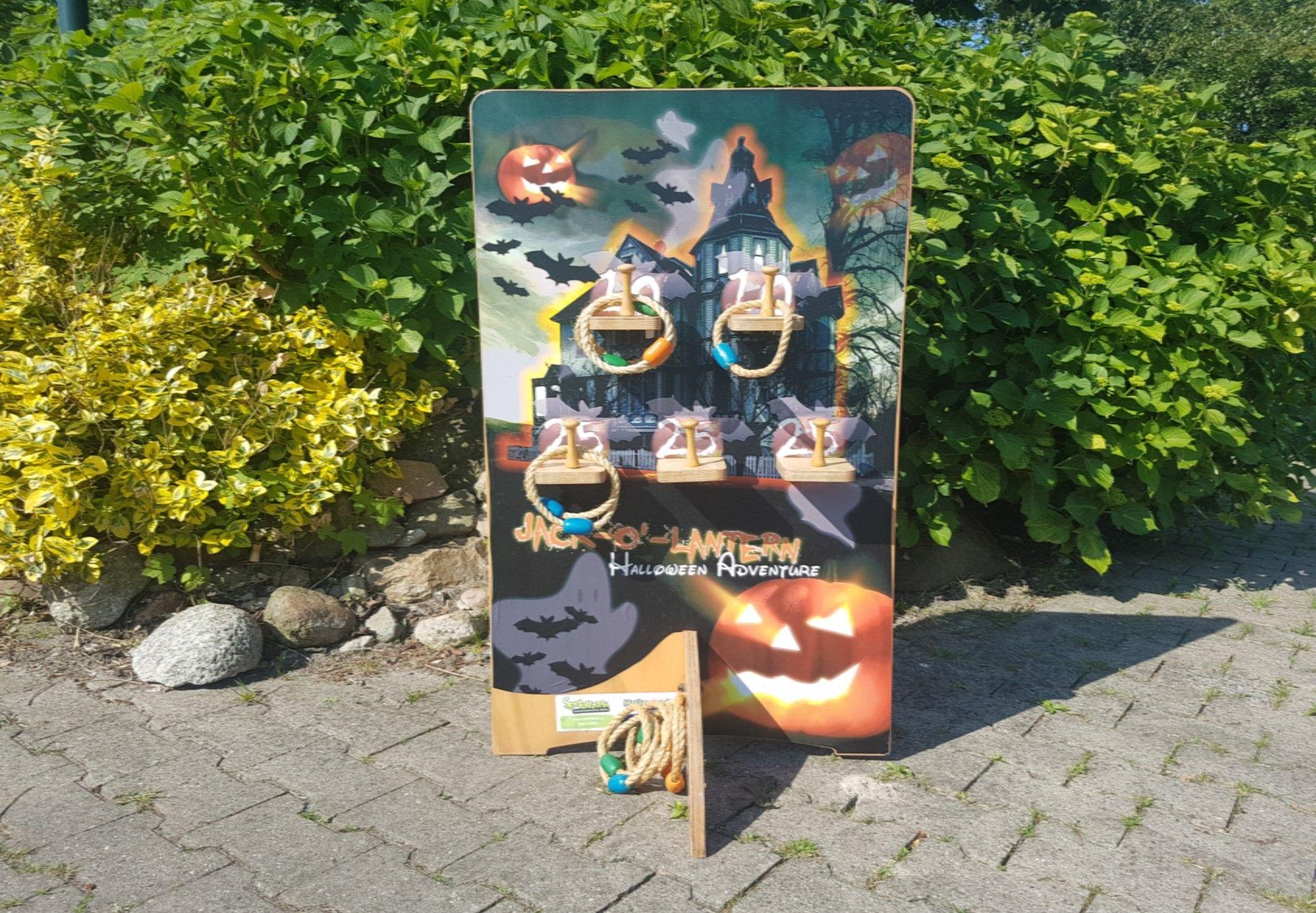 Ringwerpen Halloween