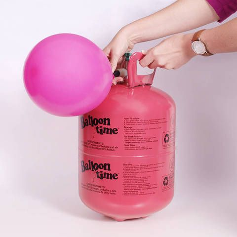 Heliumgas per Ballon (30cm)
