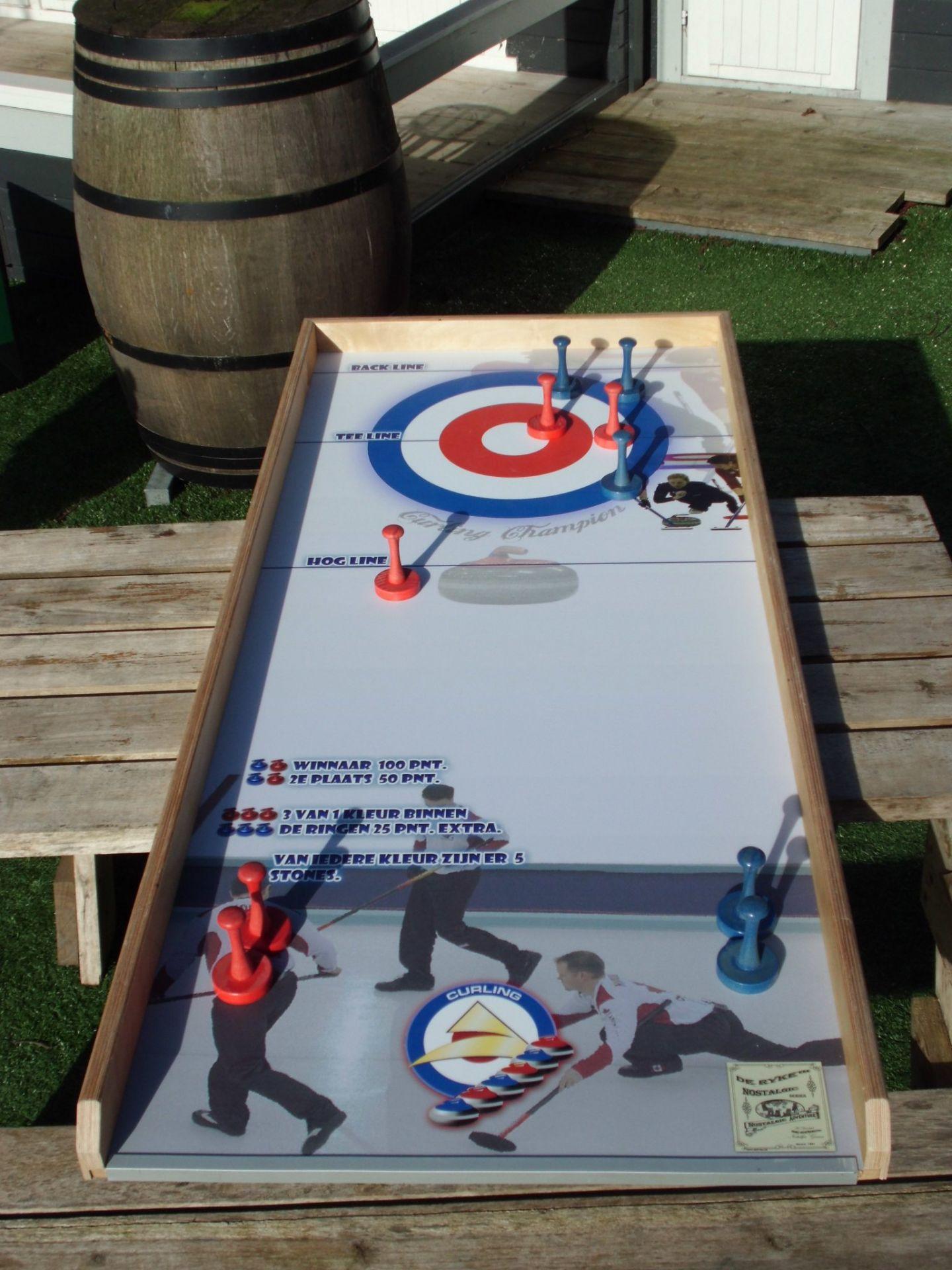 Curling tafelspel
