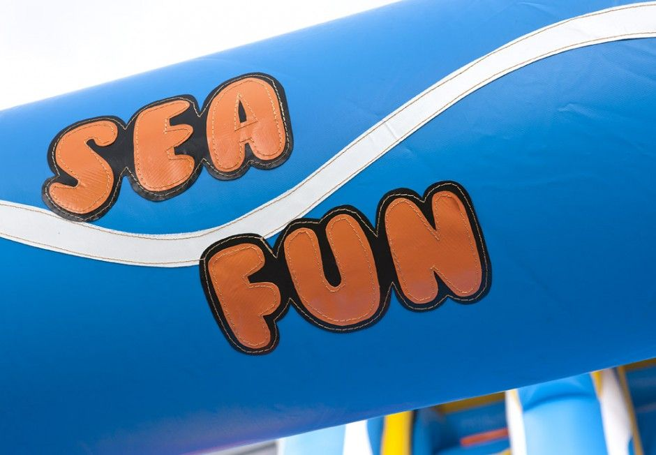 Seaworld Slide Glijbaan + Multiplay