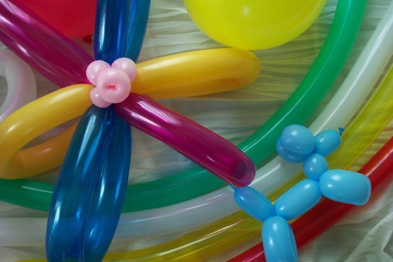 Modelleerballonnen