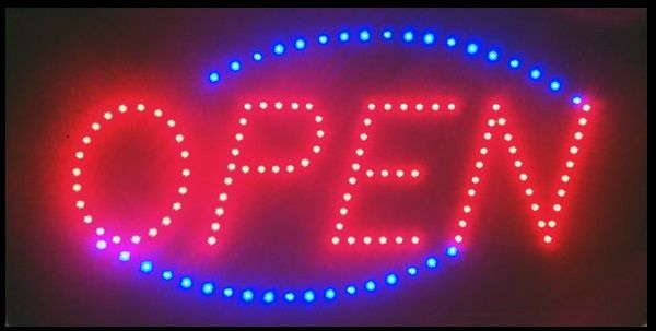 LED-Sign OPEN