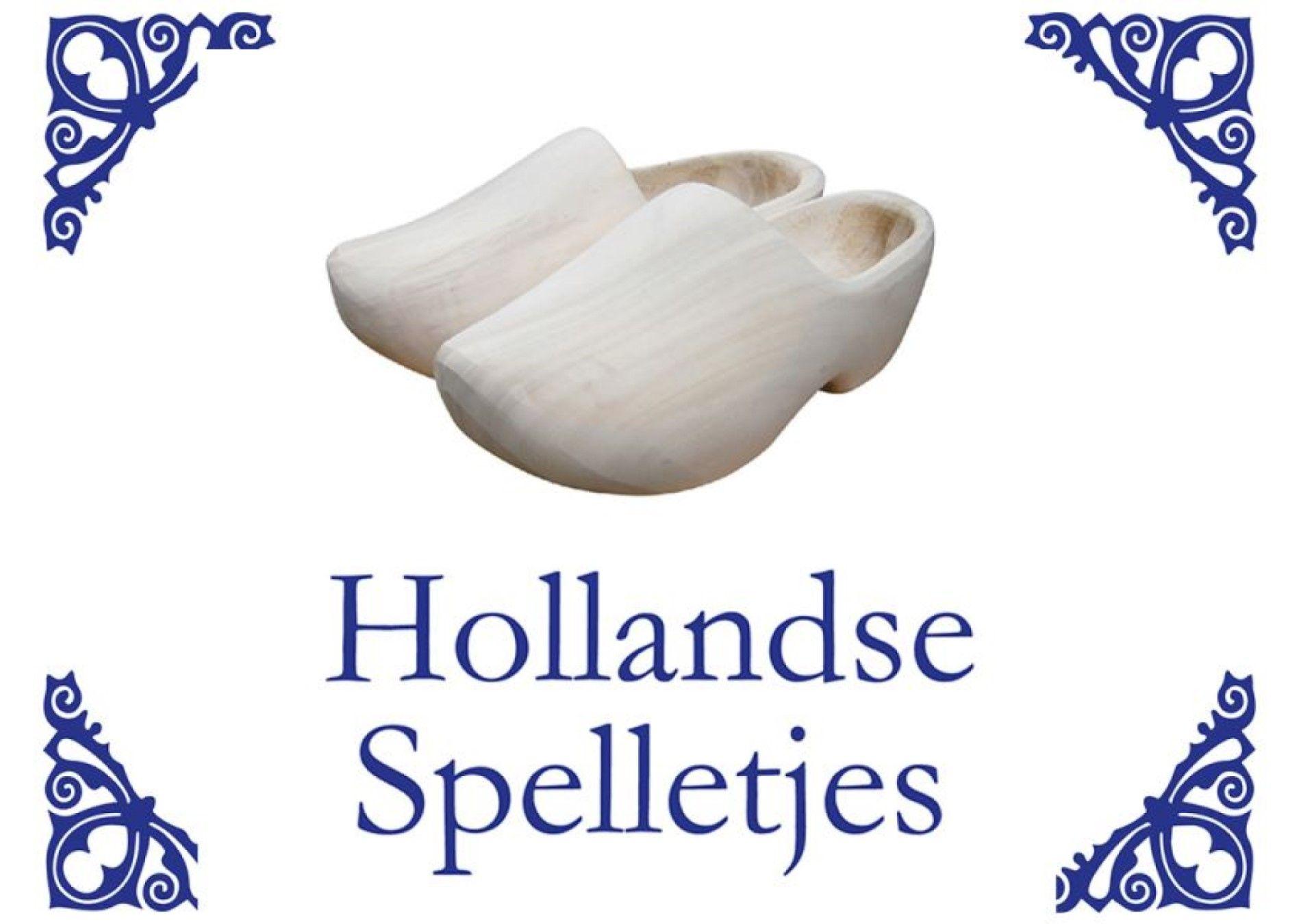 Oud Hollands Spellen pakket