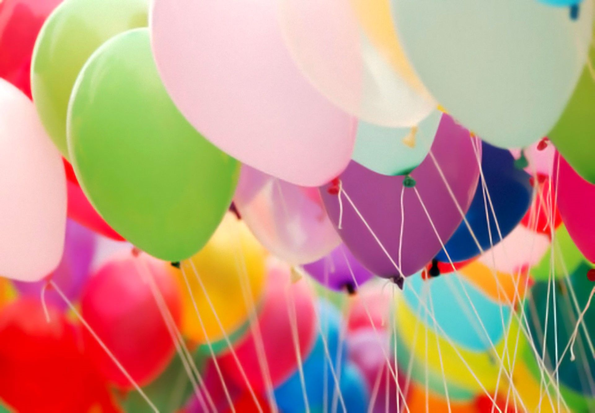 Heliumballon Gevuld