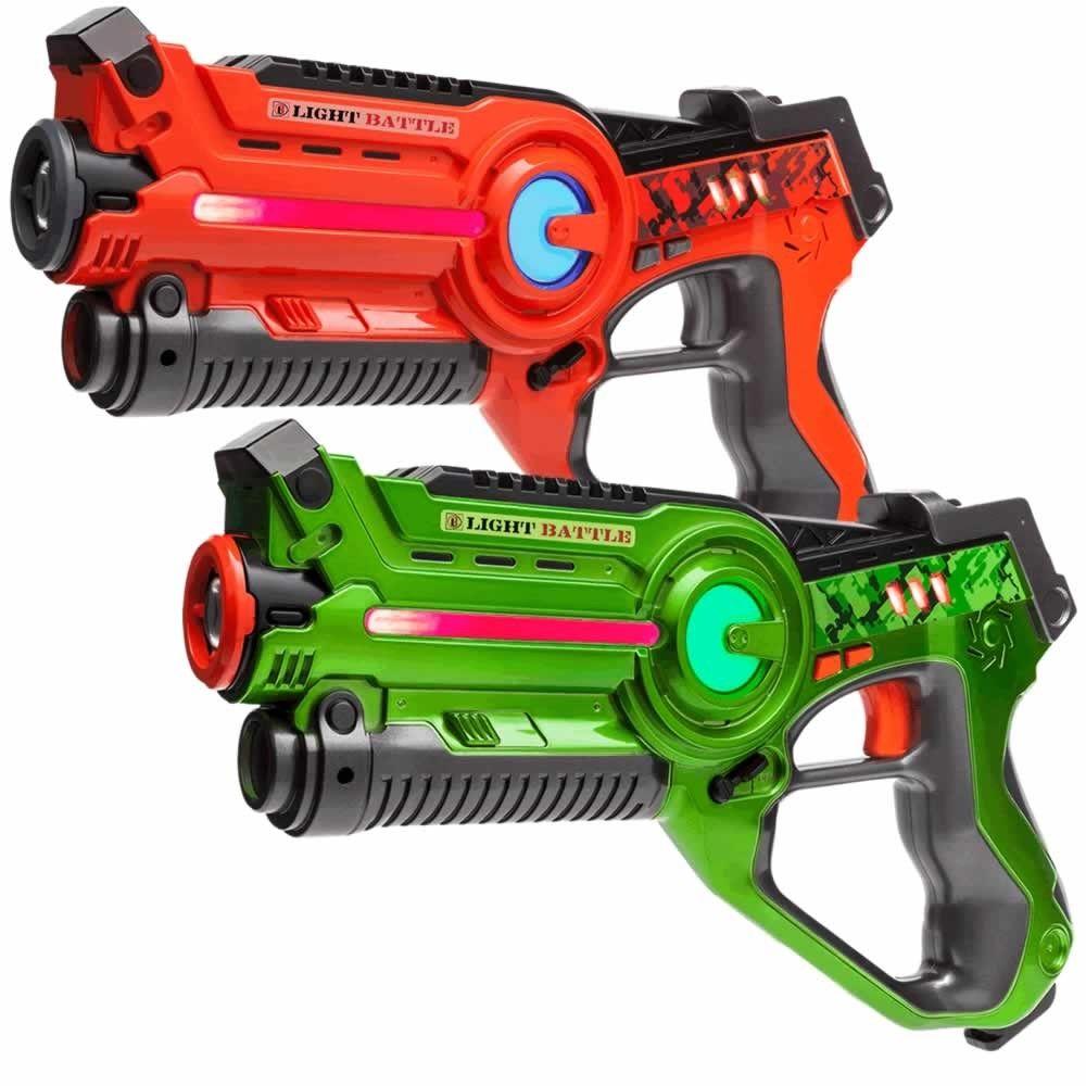 Lasergame - 6 laserguns pakket