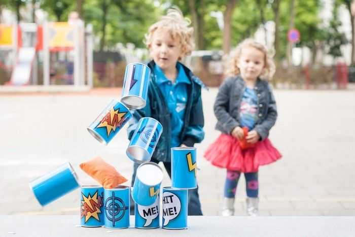 Kinderfeest Spellen Pakket